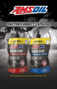 AMSOIL Synthetics Factory Direct Catalog